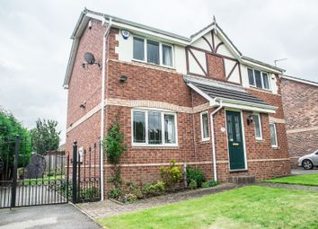 Thumbnail 2 bed semi-detached house for sale in 7 Olivers Way, Catcliffe