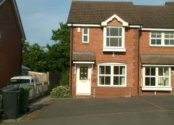 Thumbnail 2 bed property to rent in Great Hockings Lane, Webheath, Redditch. Worcs.