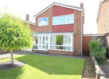 Thumbnail 3 bed detached house for sale in Arundel Drive, Carlton-In-Lindrick, Worksop