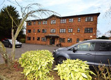 Thumbnail 1 bed flat for sale in Oakwood Court, Swanley, Kent