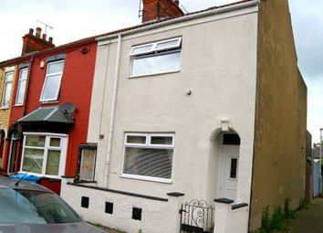 Thumbnail 2 bed end terrace house for sale in Wynburg Street, Hull, East Riding Of Yorkshire