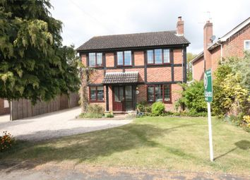 Thumbnail 4 bed detached house for sale in Gordon Road, Henwick, Thatcham