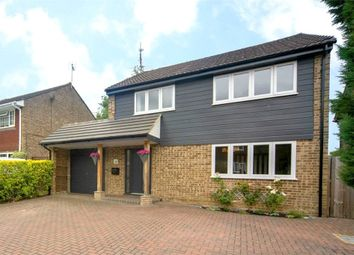 Thumbnail 4 bedroom detached house for sale in Gibbons Close, Sandhurst, Berkshire