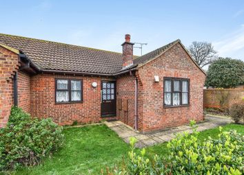 Thumbnail 2 bed semi-detached bungalow for sale in Witton Close, Heacham, King's Lynn