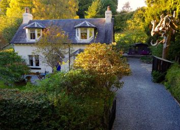 Thumbnail 4 bed property for sale in Strathtay, Pitlochry