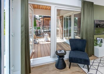 Thumbnail 2 bed flat for sale in Central Park, Tadworth Gardens, Tadworth