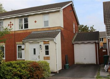 Thumbnail 3 bed semi-detached house for sale in Nicholas Court, Gorseinon, Swansea
