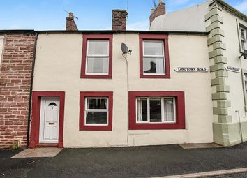 Thumbnail 3 bedroom terraced house to rent in Longtown Road, Brampton
