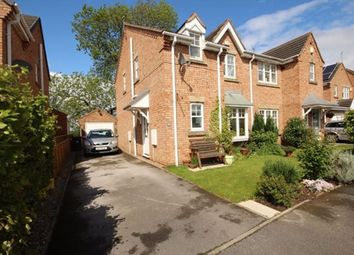 Thumbnail 3 bed semi-detached house to rent in Holden Gardens, Selby