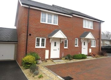 Thumbnail 2 bed semi-detached house for sale in Churchill Rise, Axminster