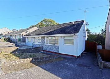 Thumbnail 2 bed semi-detached bungalow to rent in Heol Seward, Beddau, Pontypridd