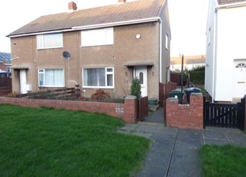 Thumbnail 2 bed semi-detached house for sale in Rickgarth, Gateshead