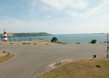 Thumbnail 2 bed flat to rent in The Esplanade, Plymouth