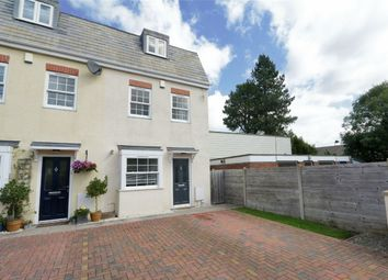 Thumbnail 4 bed end terrace house to rent in Station Close, Thornbury, Bristol