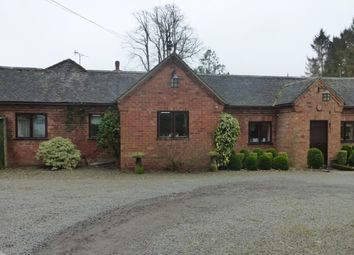 Thumbnail 2 bed bungalow to rent in Lysways Lane, Rugeley