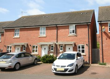 Thumbnail 2 bedroom end terrace house for sale in Banks Crescent, Stamford