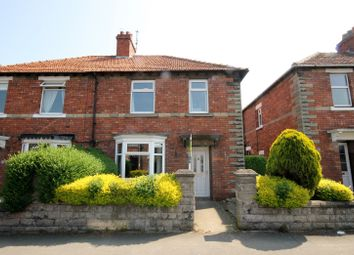 Thumbnail 3 bed semi-detached house for sale in Upwell Road, Northallerton