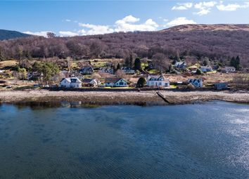 Thumbnail 5 bed detached house for sale in Arkaig, Shore Road, Strachur, Argyll And Bute