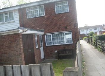 Thumbnail 3 bed terraced house for sale in Burham Close, London