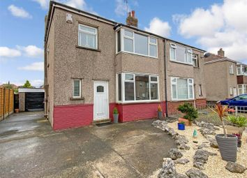 Thumbnail 3 bed semi-detached house for sale in Rossall Road, Lancaster