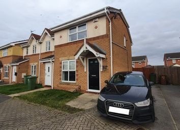 Thumbnail 3 bed terraced house for sale in Buckingham Grove, Scartho Top, Grimsby