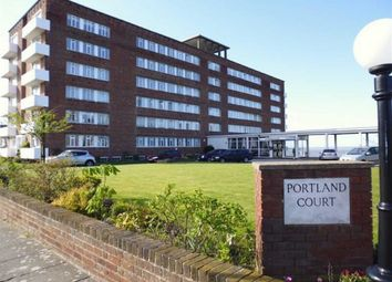 Thumbnail 2 bedroom flat for sale in Portland Court, Wallasey, Wirral