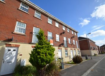 Thumbnail 3 bed town house to rent in Beaufort Square, Pengham Green, Cardiff