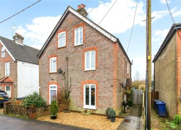 Thumbnail 3 bed semi-detached house for sale in George Road, Milford, Godalming, Surrey