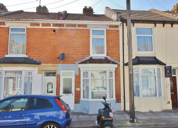 Thumbnail 2 bedroom terraced house for sale in Ward Road, Southsea