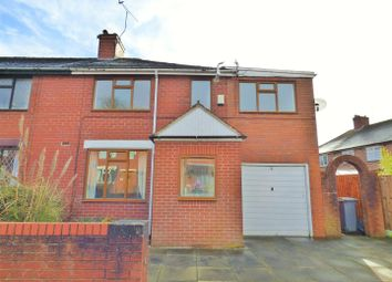 Thumbnail 4 bedroom semi-detached house to rent in Beckett Avenue, Longton, Stoke-On-Trent