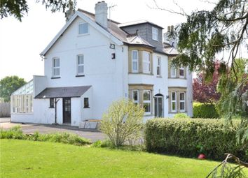 Thumbnail 6 bed detached house for sale in Shurdington Road, Brockworth, Gloucester