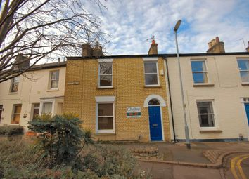 Thumbnail 3 bed terraced house to rent in City Road, Cambridge