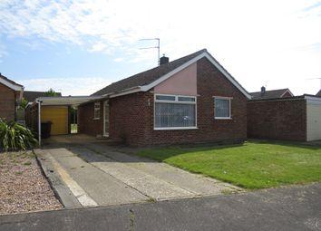 Thumbnail 3 bedroom detached bungalow for sale in North Park, Fakenham