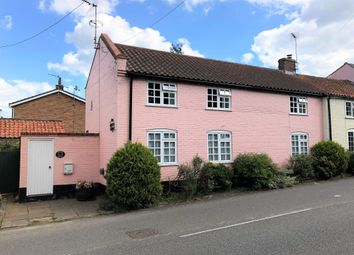 Thumbnail 3 bed cottage for sale in Norfolk Road, Wangford, Beccles