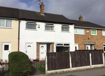 Thumbnail 3 bed terraced house for sale in Croasdale Avenue, Ribbleton, Preston