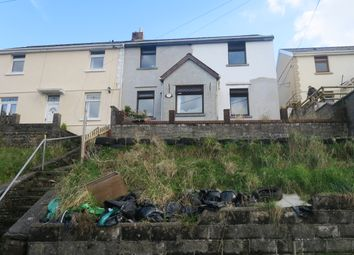Thumbnail 3 bed semi-detached house for sale in Llwynffynnon, Llangeinor