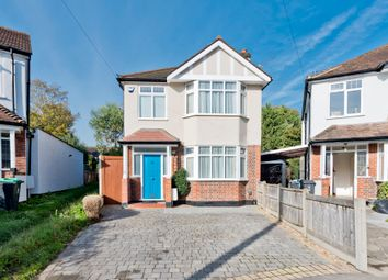 Thumbnail 3 bed detached house for sale in Malvern Close, Surbiton