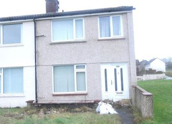 Thumbnail 3 bed end terrace house for sale in Dryden Way, Egremont, Cumbria