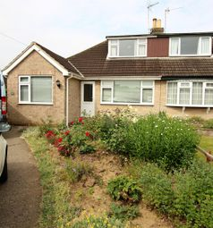 Thumbnail 3 bed semi-detached bungalow for sale in Chatsworth Grove, Boroughbridge, York