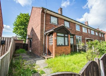 Thumbnail 3 bed end terrace house for sale in Crane Road, Rotherham, South Yorkshire