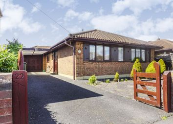 Thumbnail 3 bed detached bungalow for sale in Bramber Avenue, Peacehaven