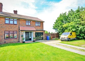 Thumbnail 4 bed semi-detached house for sale in Gatehope Drive, South Ockendon