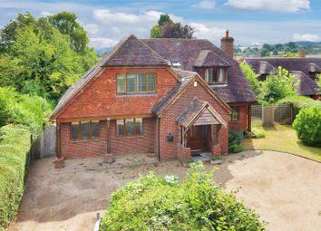New Road, Penshurst, Tonbridge, Kent TN11. 4 bed detached house for sale