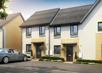 "Thumbnail 2 bed end terrace house for sale in ""Tiverton"" at Walsingham Court, Plympton, Plymouth"