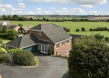 Thumbnail 4 bed detached house for sale in Valley Road, Thornhill, Near Wakefield, West Yorkshire