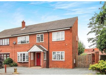 Thumbnail 5 bed semi-detached house for sale in Flaxley Road, Selby