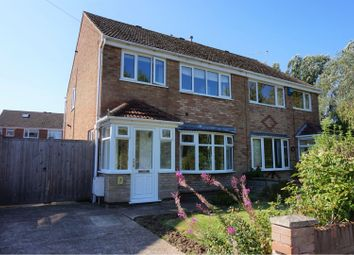 Thumbnail 3 bed semi-detached house for sale in Meadow Court, Church Meadows, Grimsby