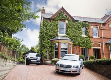 Thumbnail 4 bed semi-detached house for sale in Oakhurst Road, Oswestry, Shropshire
