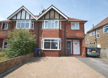 Thumbnail 2 bed flat to rent in Evelyn Road, Broadwater, Worthing, West Sussex