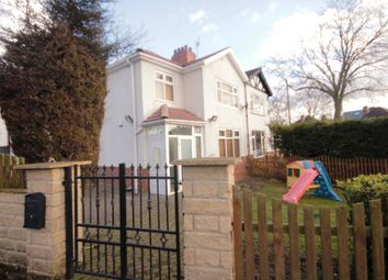 Thumbnail 4 bedroom semi-detached house for sale in King Lane, Moortown
